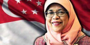 Profil Halimah Yacob, Mantan Penjual Nasi Padang jadi Presiden